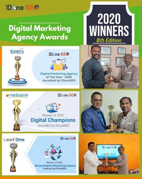 Digital Marketing Agency of the Year